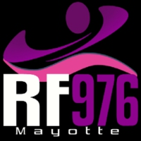 Logo of radio station RF Mayotte