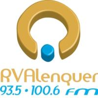 Logo of radio station Rádio Voz de Alenquer