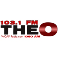 Logo de la radio 103-1 The O WOAP Radio