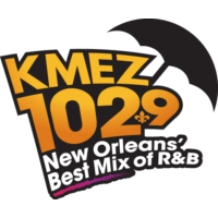 Logo of radio station KMEZ 102.9