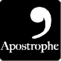 Logo de la radio Apostrophe
