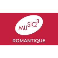 Logo of radio station Musiq3 Romantique (RTBF)
