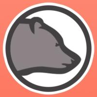 Logo de la radio The Bear