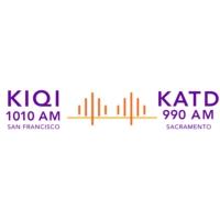 Logo de la radio KIQI 1010 AM