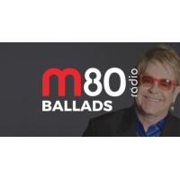 Logo de la radio M80 Rádio - Ballads