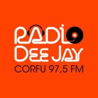 Logo de la radio DeeJay 97.5 Greece Corfu