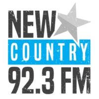 Logo of radio station CFRK-FM New Country 92.3