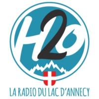 Logo of radio station H2O