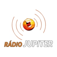 Logo of radio station Rádio Jupiter