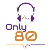 Logo of radio station Only 80