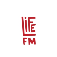 Logo of radio station Life FM