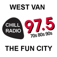 Logo de la radio Chill 97.5 by Flipped Media