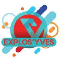 Logo of radio station Explos'Yves Radio
