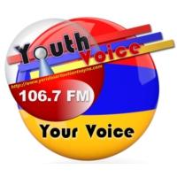 Logo of radio station Yeridasartoutian Tsayne