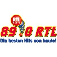 Logo of radio station 89.0 RTL