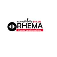 Logo de la radio Radio Rhema CR