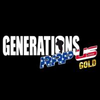 Logo of radio station Generations - Rap US Gold