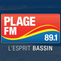 Logo de la radio Plage FM