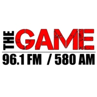 Logo of radio station KTMT The Game 96.1 FM