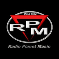 Logo of radio station Radio Planet Music