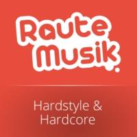 Logo of radio station RauteMusik - HardeR