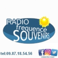 Logo of radio station radio frequence souvenirs