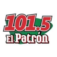 Logo de la radio KIZS 101.5 El Patron