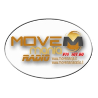Logo of radio station Move Mania FM