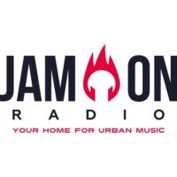 Logo of radio station Jam On Radio