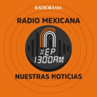 Logo of radio station XEP Radio Mexicana 1300