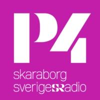 Logo of radio station P4 Skaraborg
