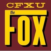 Logo de la radio CFXU 93.3 FM The Fox