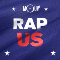 Logo of radio station Mouv' Rap US