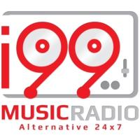 Logo of radio station i99Radio