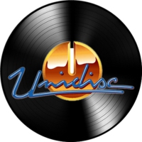 Logo of radio station RADIO UNIDISCO