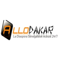 Logo of radio station Radio Allo Dakar