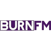 Logo de la radio Burn FM