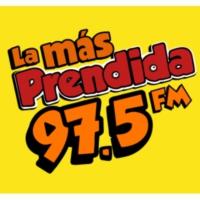 Logo of radio station XHHP La Más Prendida 97.5 FM