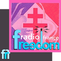 Logo de la radio Freedom Radio France