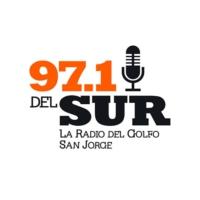 Logo of radio station Radio del Sur 97.1