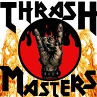 Logo of radio station Masters of Thrash