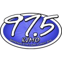 Logo of radio station KJMO Cool 97.5
