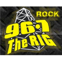 Logo of radio station The Rig