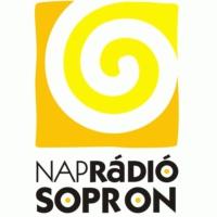 Logo of radio station Nap Rádió Sopron