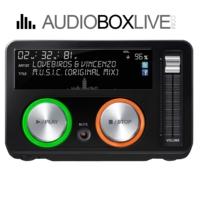 Logo of radio station audioboxlive.com