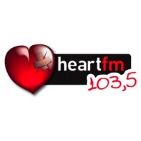 Logo of radio station Heart FM 103.5