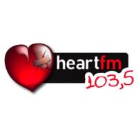 Logo de la radio Heart FM 103.5