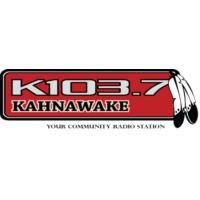 Logo de la radio K103 Kahnawake