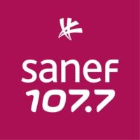 Logo de la radio Sanef 107.7 Est