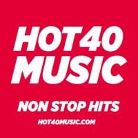 Logo de la radio Hot40Music